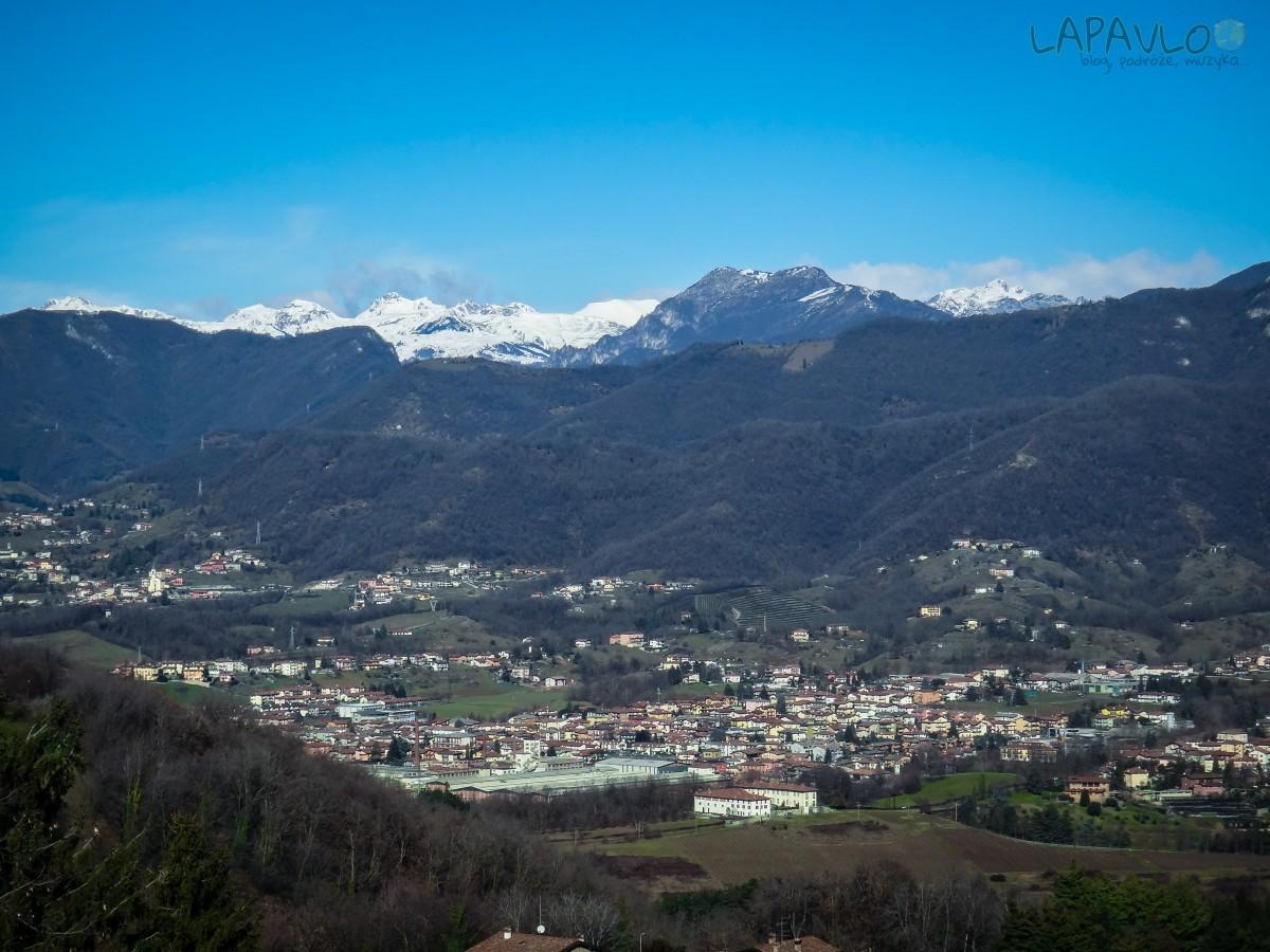 Panorama Città Bassa - Bergamo