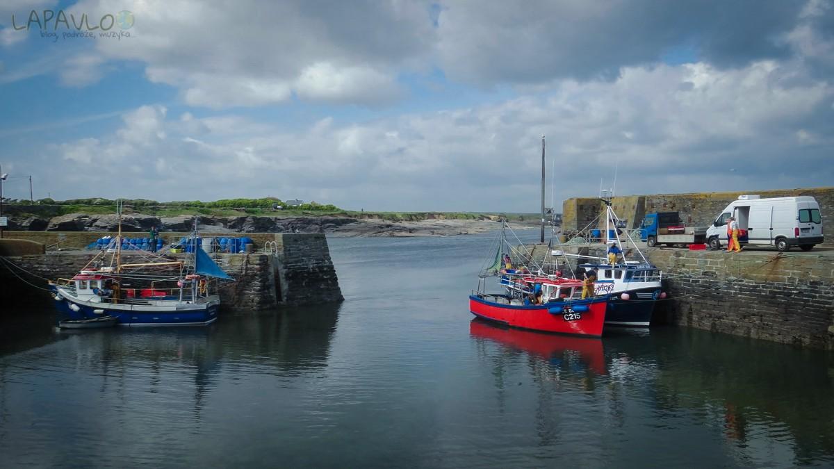 Mały port w Slade