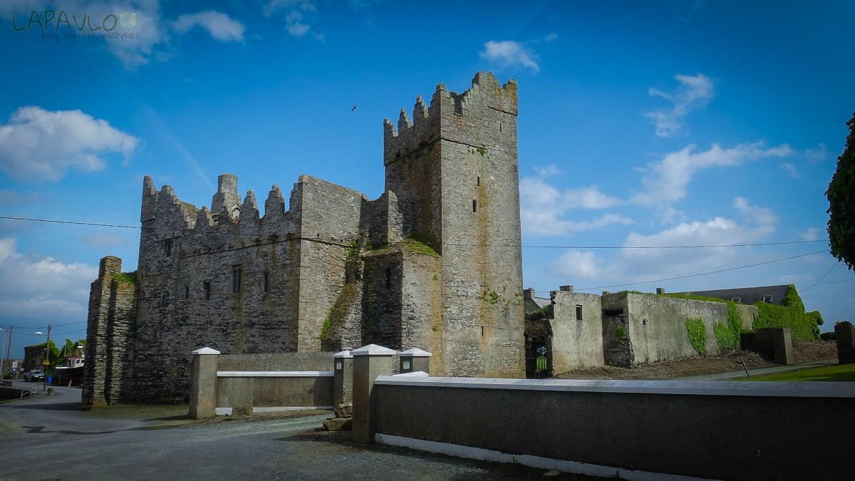 Zamek w Slade