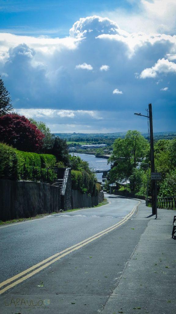Widok na rzekę Barrow - New Ross