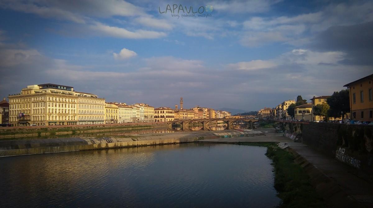 Ponte Santa Trinita - Florencja