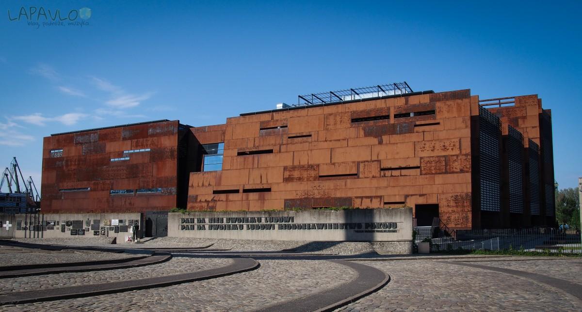 Europejskie Centrum Solidarności - Gdańsk
