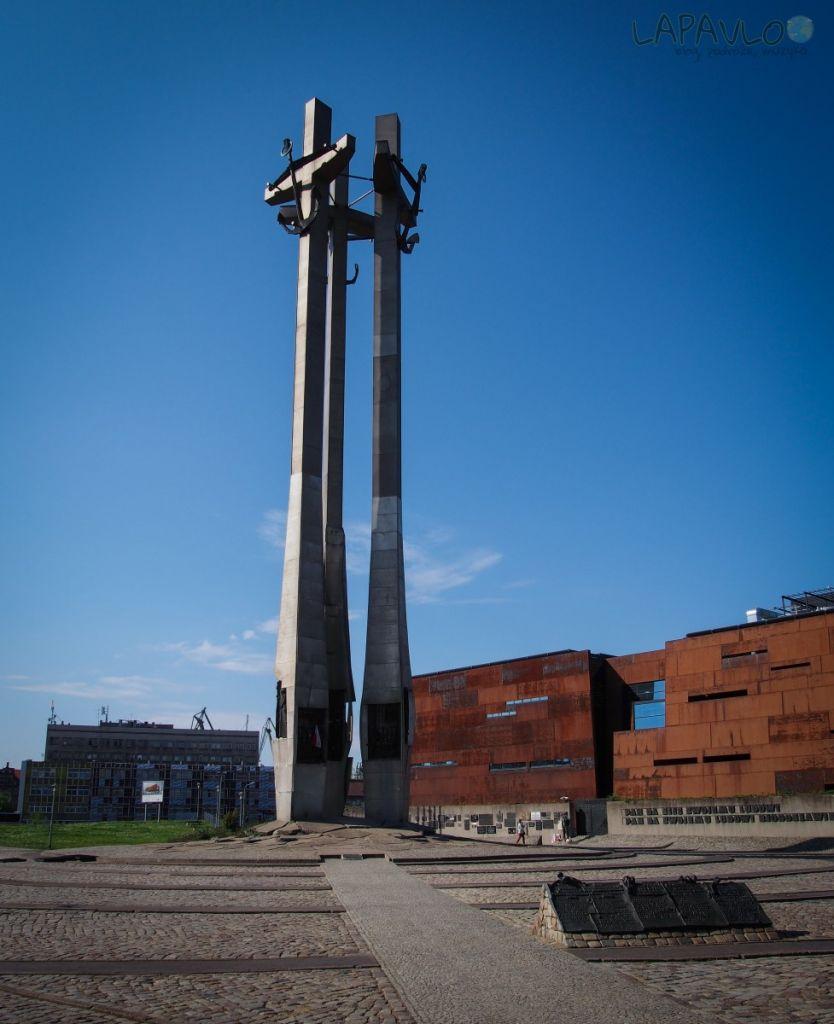 Pomnik Poległych Stoczniowców - Gdańsk
