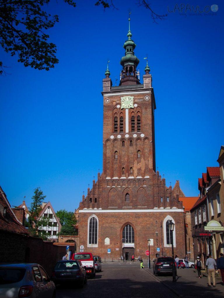 Kościół Św. Katarzyny - Gdańsk