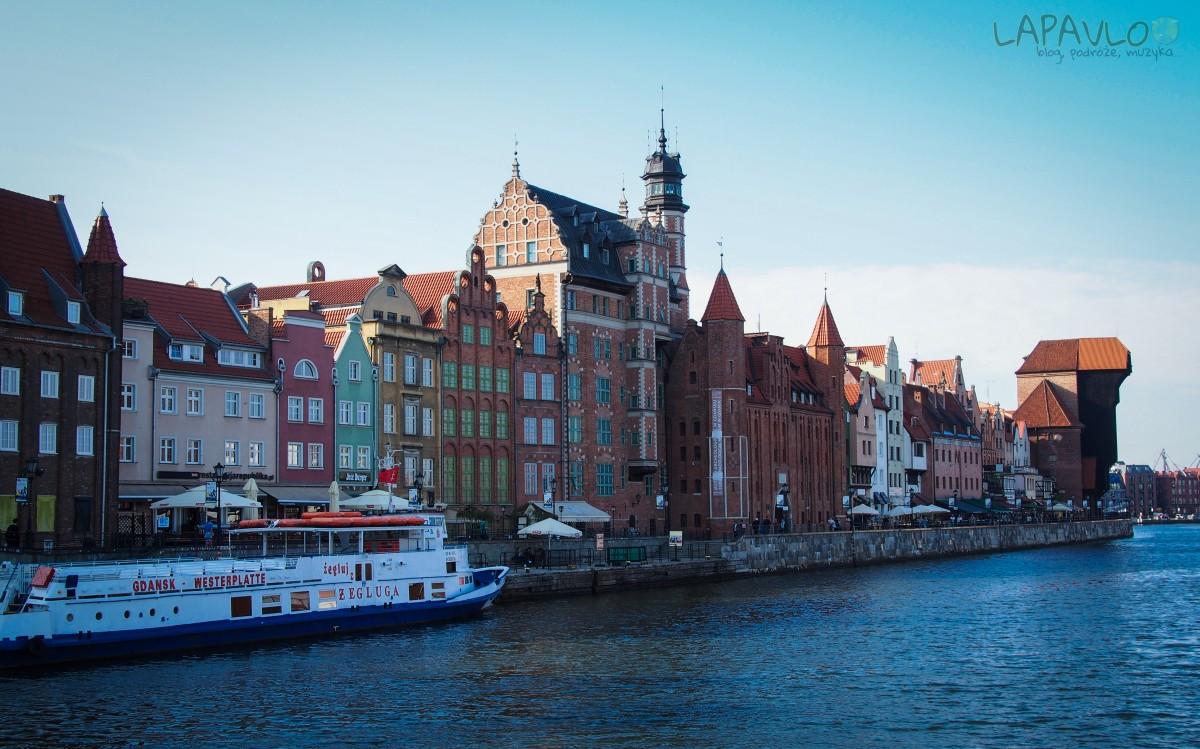 Długie Pobrzeże - Gdańsk