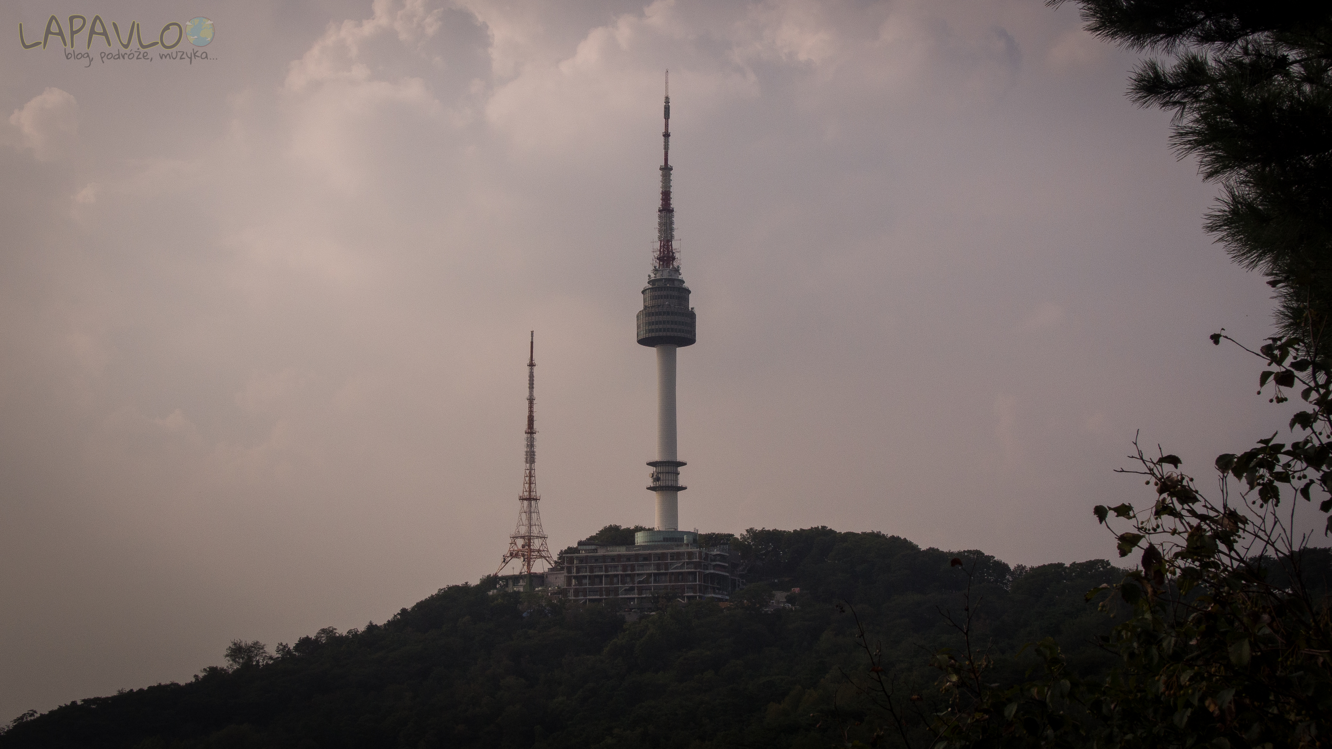 N Seoul Tower - Seul
