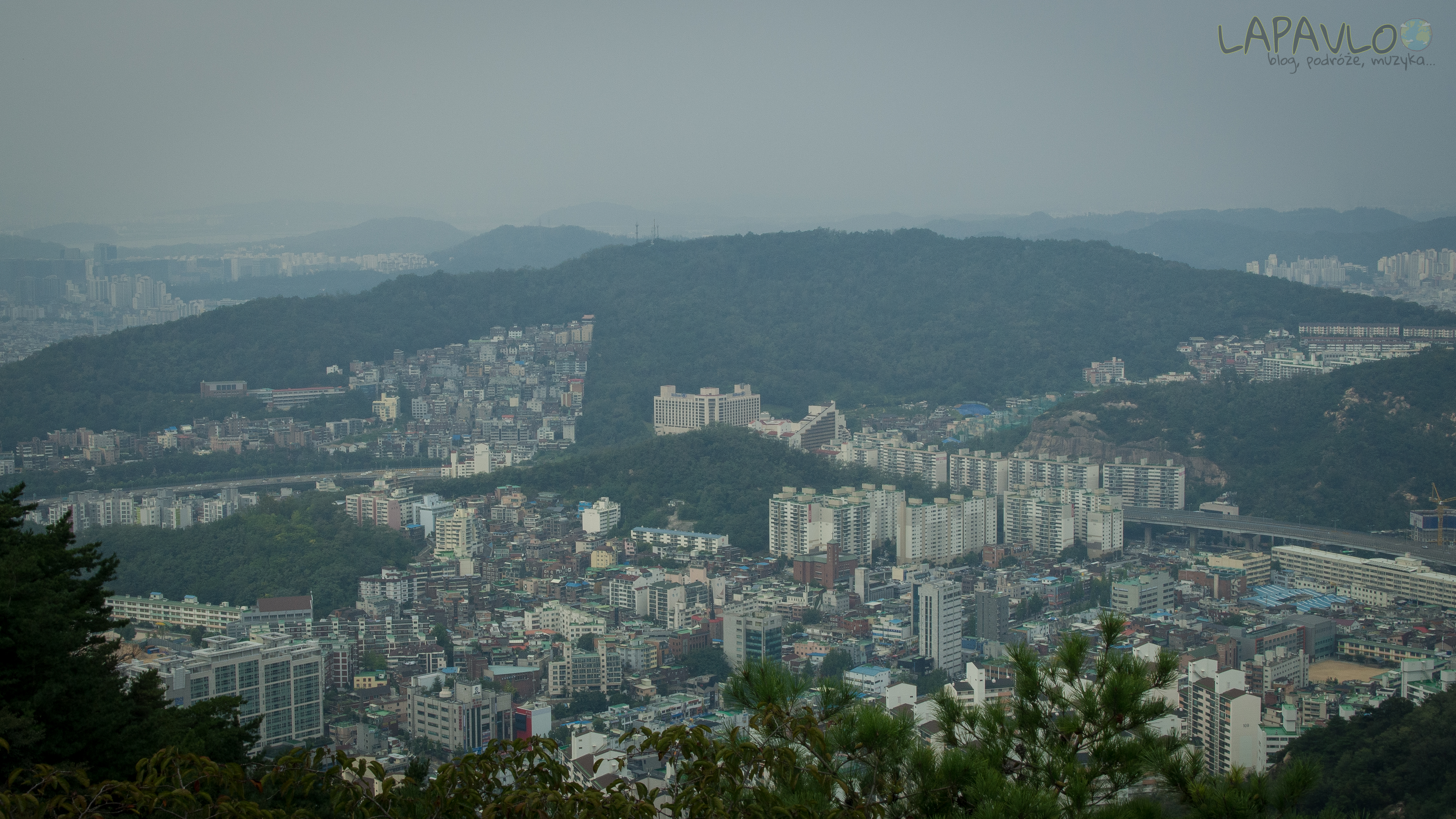 Buhaksan National Park (Seul)