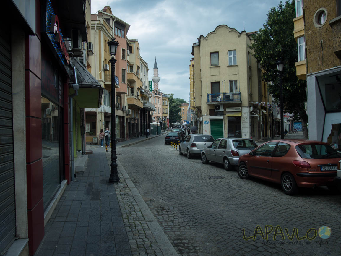 Bułgaria - Płowdiw - Kapana