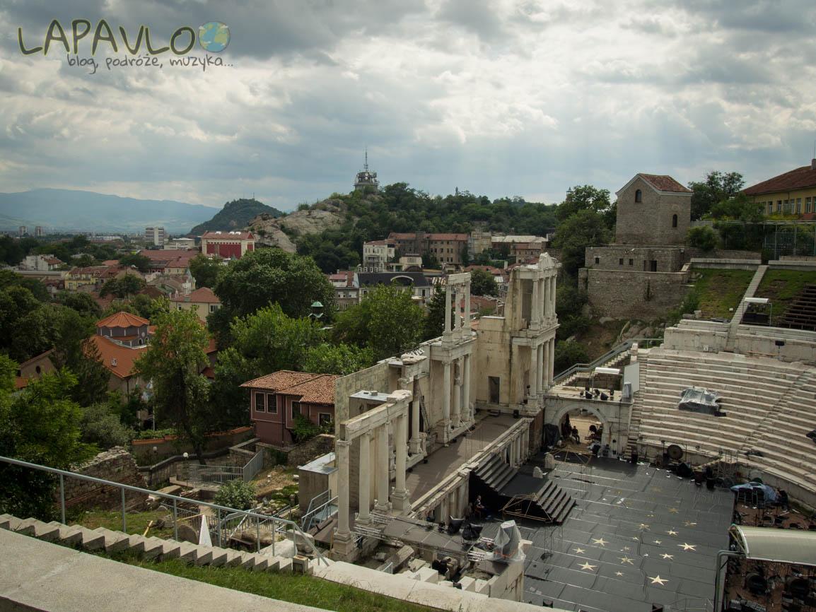 Bułgaria - Płowdiw - Antyczny Teatr