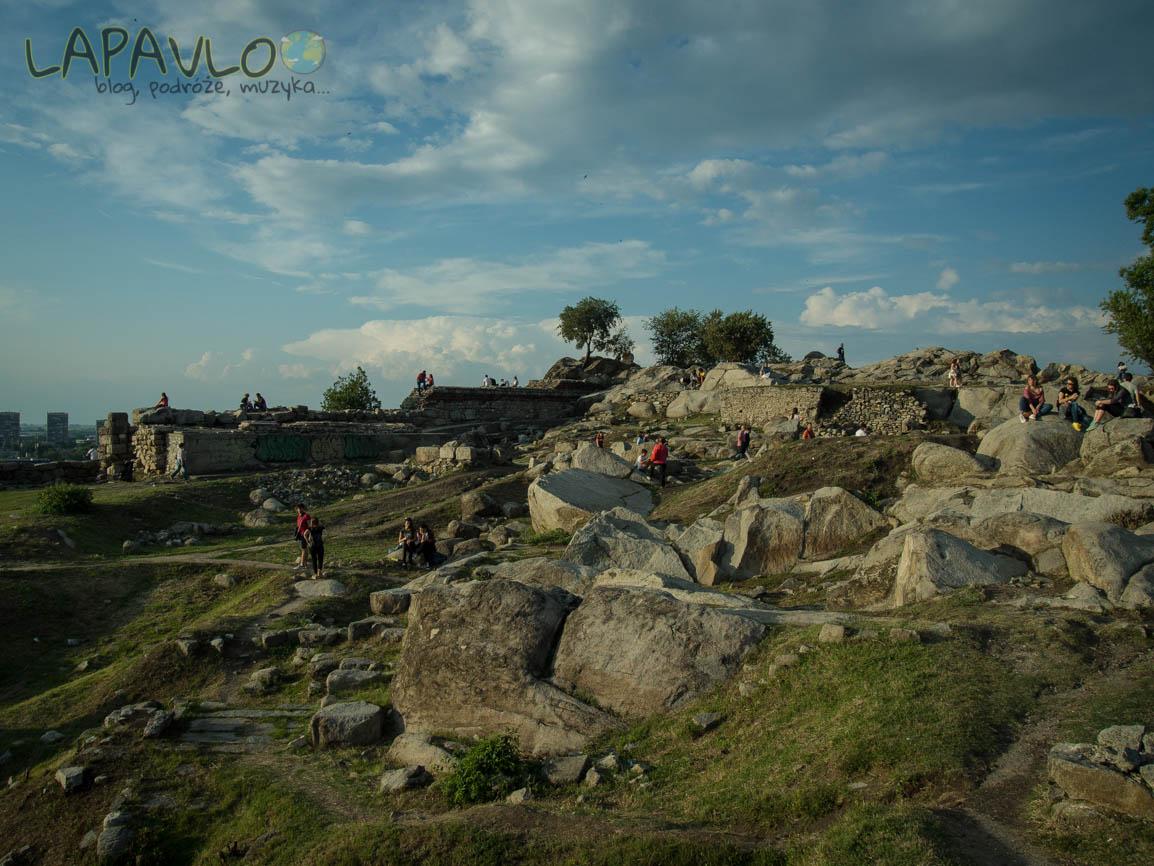 Bułgaria - Płowdiw - Nebet Tepe