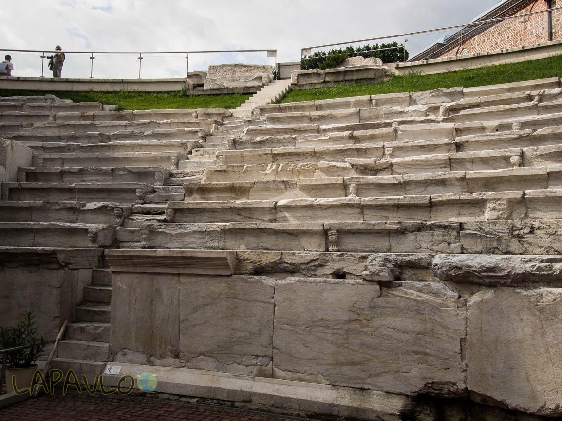 Bułgaria - Płowdiw - Antyczny Stadion