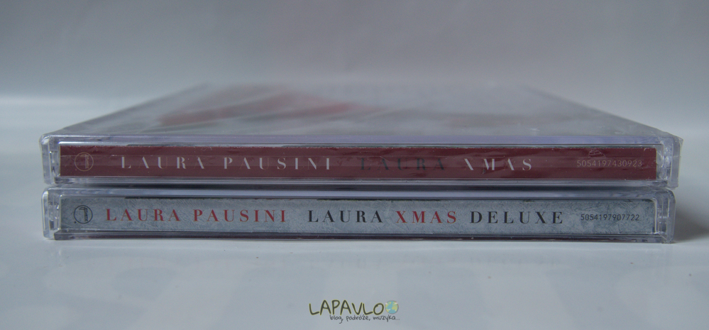 Laura Pausini - Xmas / Navidad - recenzja album CD