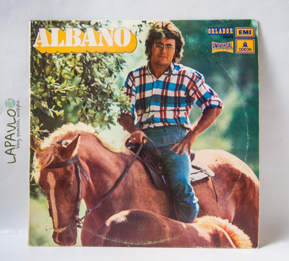 Al Bano - 1972 - Spanish LP Album
