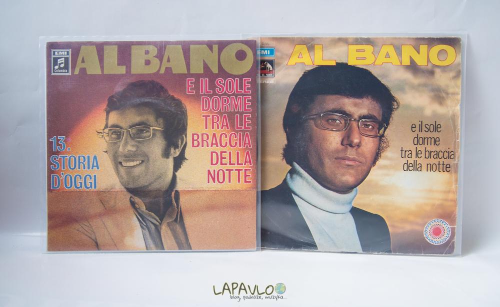 Al Bano - E Il Sole Dorme Tra Le Braccia Della Notte - Singiel 1971