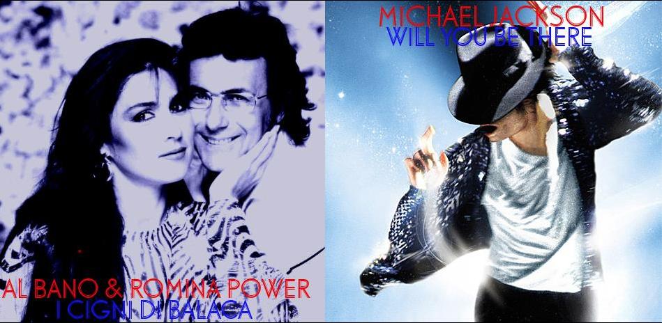 Al Bano Vs Michael Jackson