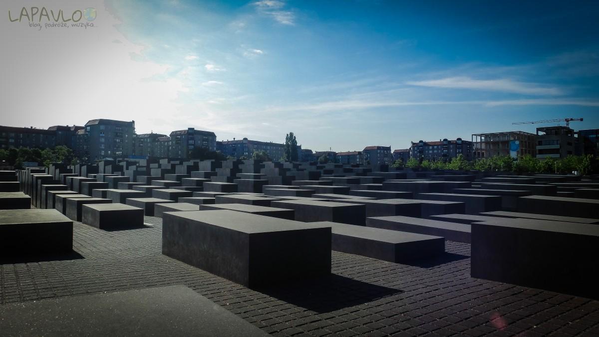 Pomnik Pomordowanych Żydów Europy - Berlin
