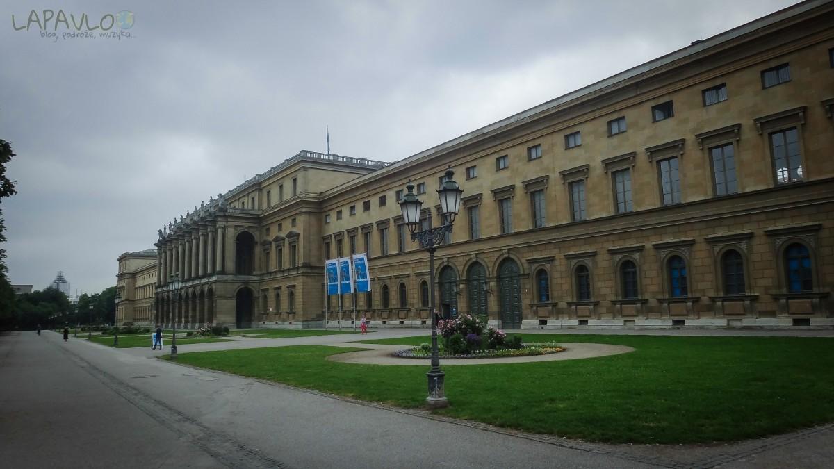 Rezydencja - Monachium