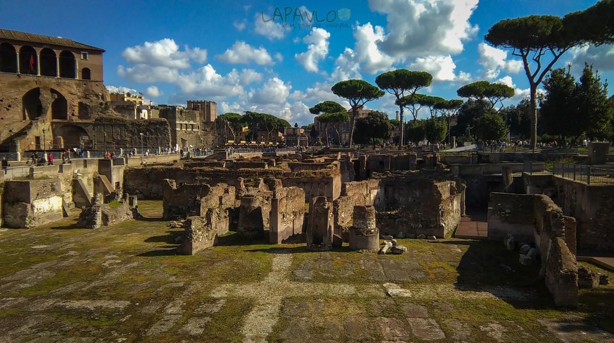 Forum Romanum - Rzym