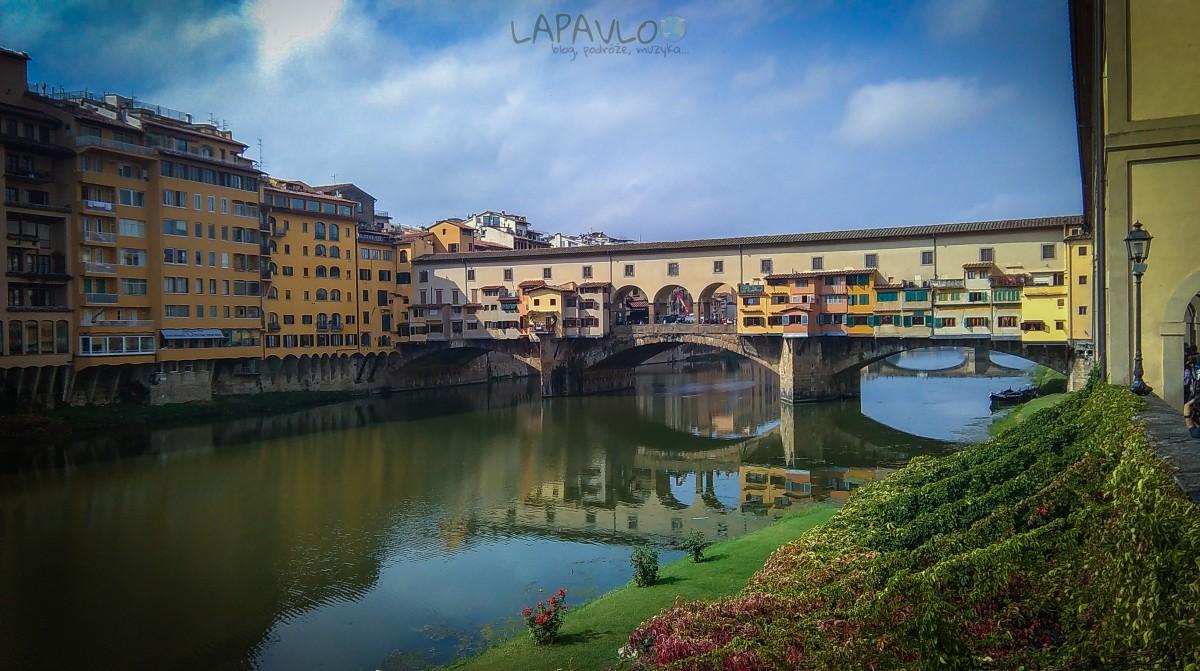 Ponte Vecchio - Florencja
