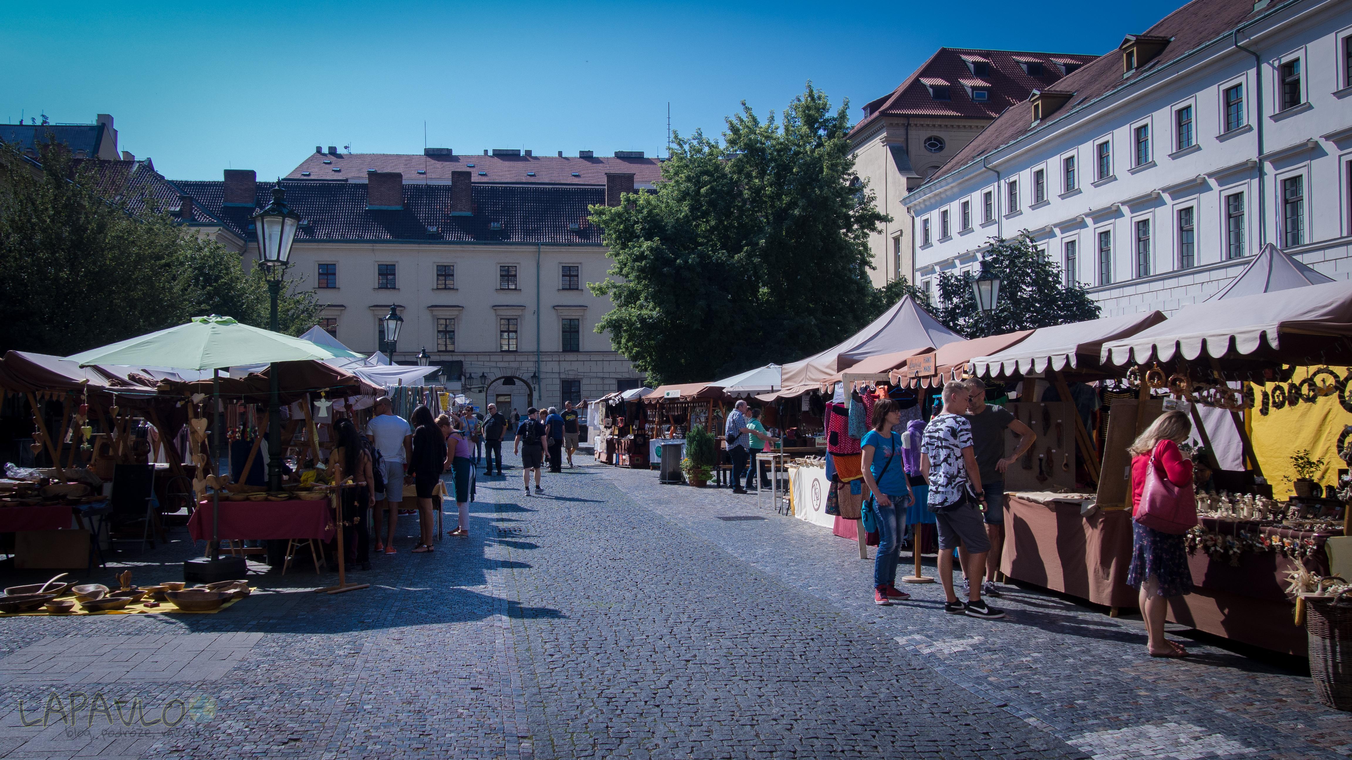 Rynek - Praga