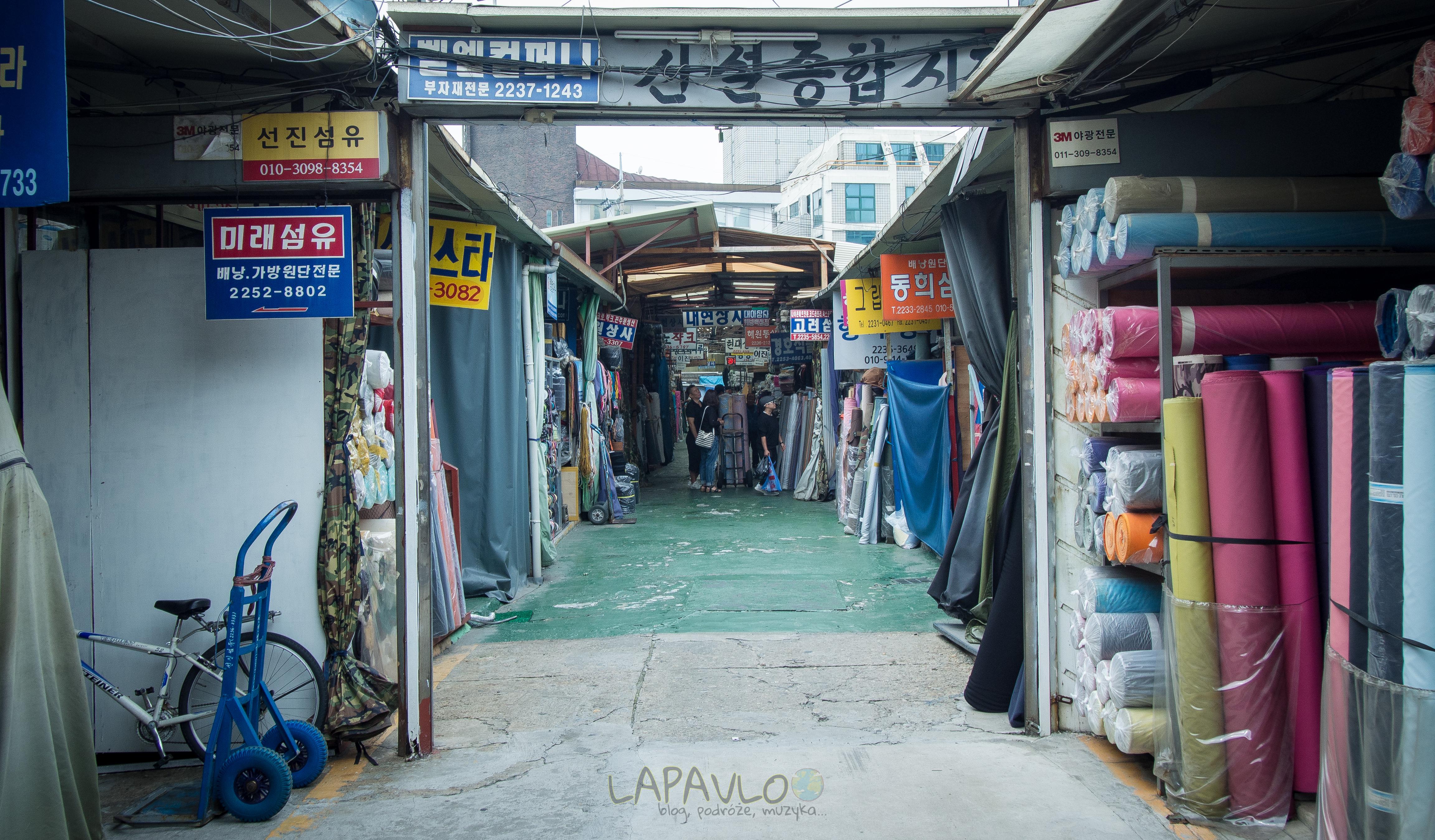 Dongmyo Market - Seul