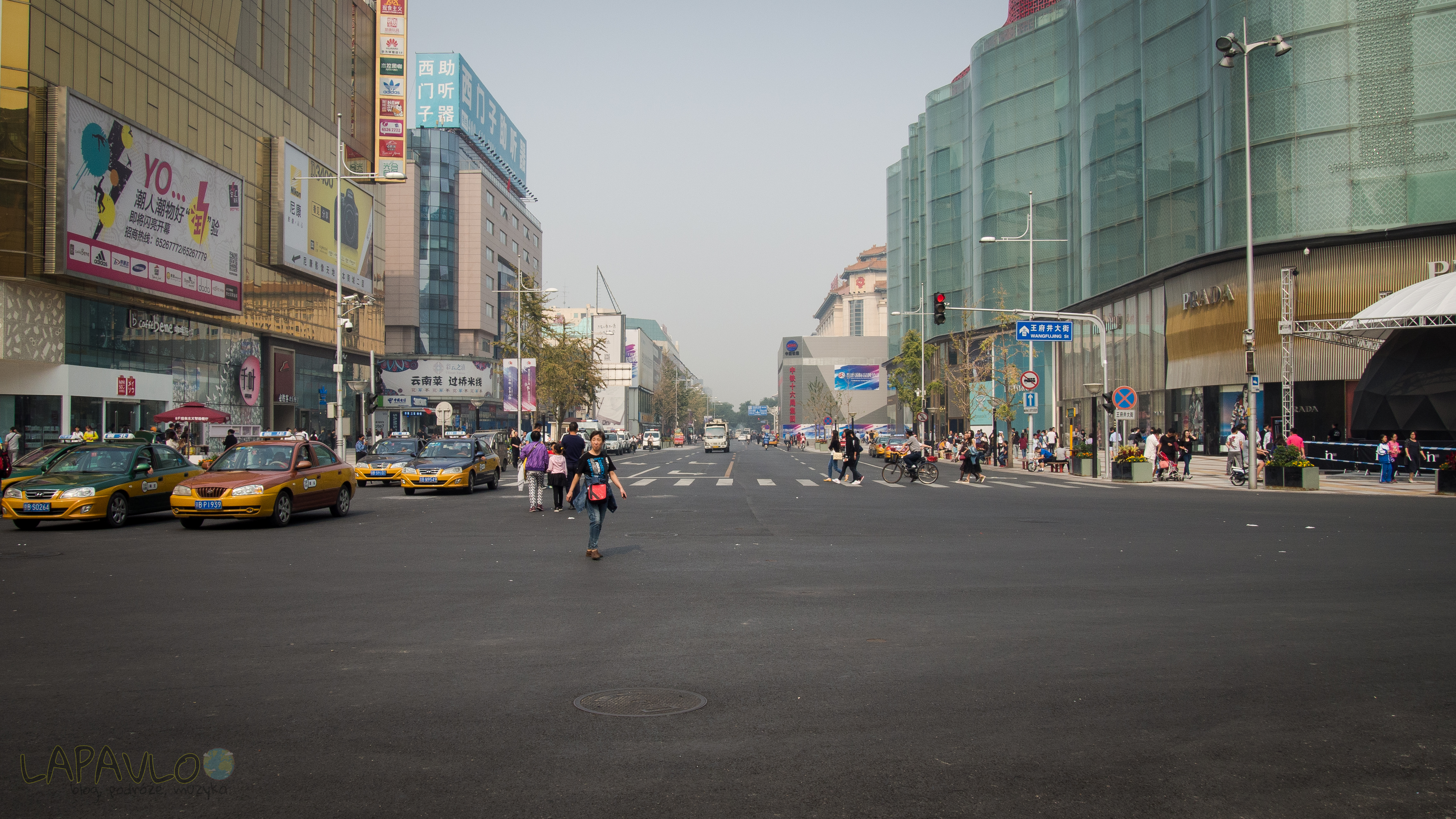 Wangfujing - Pekin