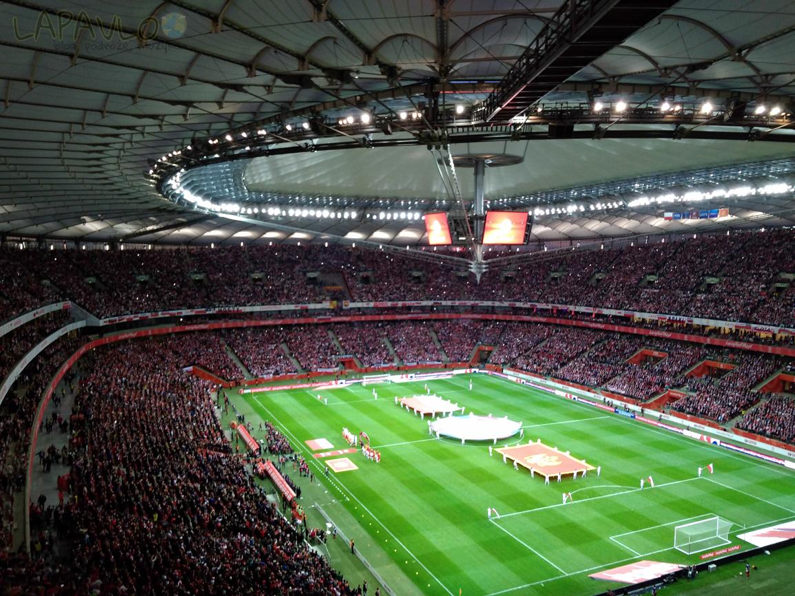 POLSKA - Warszawa - Stadion Narodowy