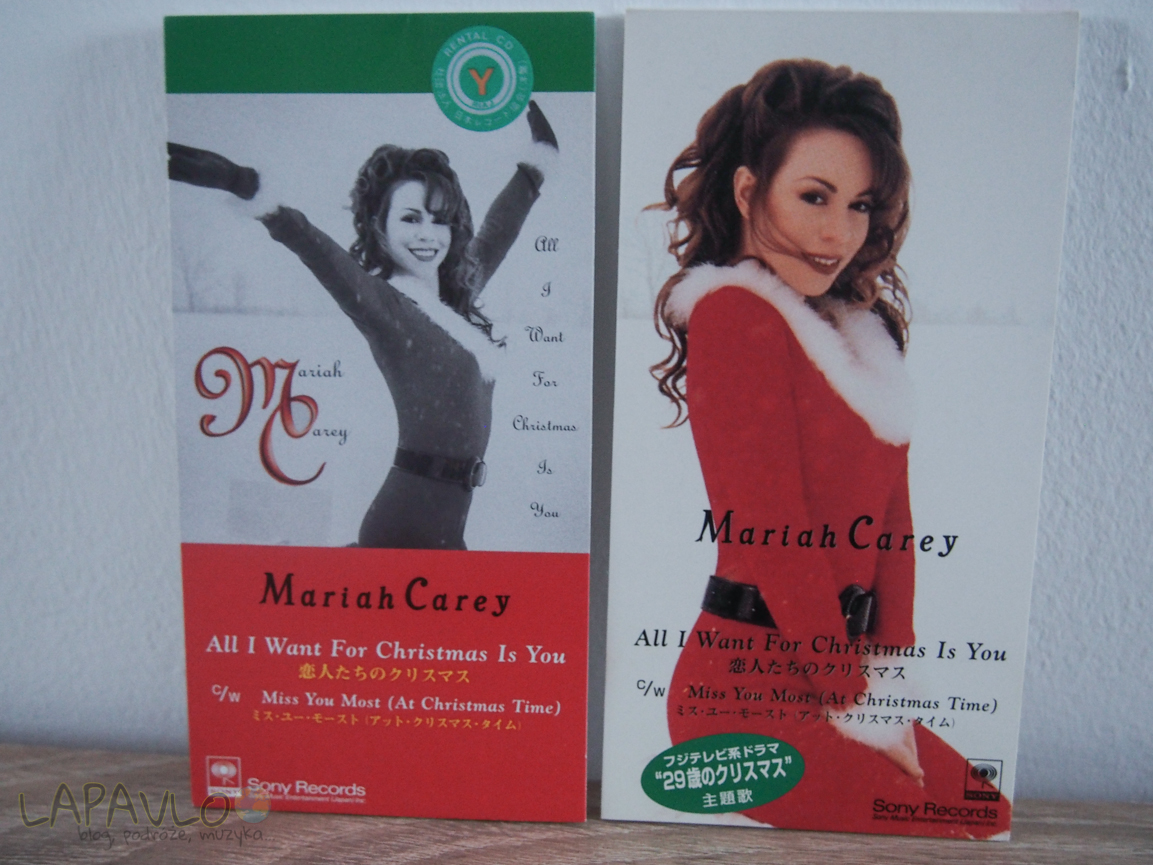 Mariah Carey - Merry Christmas - CD 1994