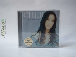 Cher - Believe - Recenzja -  Album CD