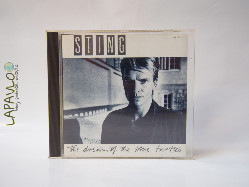Sting - The Dream Of The Blue Turtles - Recenzja Album CD